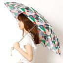 【軽量・UVケア】雨傘(3段/折りたたみ/ミニ)estaa x KESHIKI /エスタ(estaa)