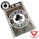 エースカフェロンドン アイコンロゴ ステッカー デカール シール Ace Cafe London バイカー アメカジ 通販 11ace-n001de