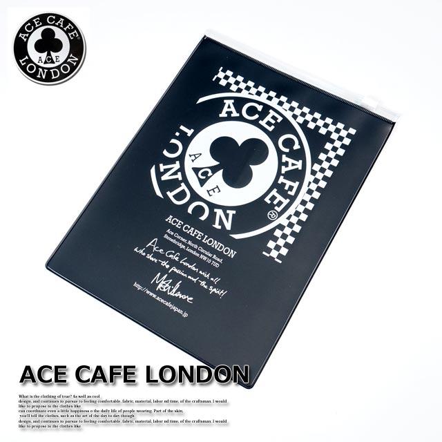 エースカフェロンドン 車検証入れ ACE CAFE LONDON ace-n001mch