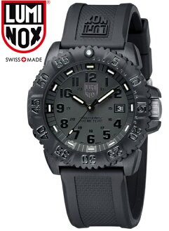 ( Luminox ) LUMINOX mens watch 3051 BO BLACK OUT (black out) NAVY SEALs DIVE WATCH ( ネイビーシールズダイブウォッチ ) COLOR MARK SERIES (colormark series) T25 NOTATION (T25 notation) SWISS MADE (made in Switzerland )