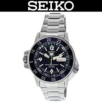 SEIKO 5 SPORTS / MEN'S WATCH / SKZ209J1 / ATRAS / AUTOMATIC MOVEMENT / DIVER'S WATCH / WR.200M / NAVY / MADE IN JAPAN