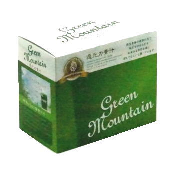 【あす楽対応】還元力青汁 グリーンマウンテン165g(2.5g×66包)3箱セット
