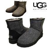 あす楽 ■正規品■【30%OFF】UGG Australia M [Men's] Classic Mini Tweed (アグ オーストラリア メンズ クラシック ミニ ツイード ムートンブーツ) 1005559/1008307