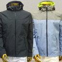 あす楽【50%OFF】SCOTCH & SODA SPORTY INSPIRED SURF JACKET IN MELANGE BONDED FABRIC 130651 (16-SSMM-A10)(ジャケット/パーカー ジャケット)