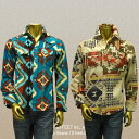 【あす楽】 Rockmount - Western Shirt (SP610) [ロックマウント] ウェスタン シャツ