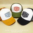 【あす楽】Deus ex machina Mesh Cap(メッシュキャップ) COLOUR SHIELD DMA57985 スナ