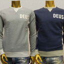 あす楽【10%OFF】Deus ex machina DALLAS CONTRAST CREW DMW58265 デウス エクス マキ