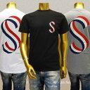【あす楽】SATURDAYS SURF NYC (サタデーズ サーフ ニューヨーク) Ribbon S Tee T-SHIRTS (Tシャツ) 415RIBBON