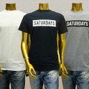 【あす楽】SATURDAYS SURF NYC (サタデーズ サーフ ニューヨーク) Saturdays Bar Tee / T-SHIRTS (Tシャツ) M21611SB46