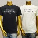 【あす楽】SATURDAYS SURF NYC (サタデーズ サーフ ニューヨーク) Miller Standard Tee / T-SHIRTS (Tシャツ) M21729PT09