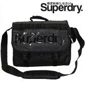 あす楽【50%OFF】Superdry.極度乾燥(しなさい) スーパードライ Shoulder Bag/Messenger Laptop Bag/ショルダーバッグ/メッセンジャーバッグ UB9BD062F2