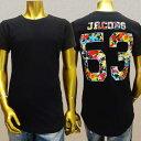 あす楽【30%OFF】Forward MILANO (フォワード ミラノ) T-SHIRT JACOBS FLOWER STAMPA RETRO/Men's Tee/Tシャツ/ T-SHIRT(半袖)