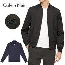 【あす楽】Calvin Klein (カルバンクライン) Men's Matte Bomber Jacket / ボンバージャケット / アウター / ジャケット / メンズ / 大人 / MA-1 / エムエーワン / core refined / 40Q6101