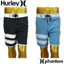 【あす楽】Hurley M HRLY PHNTM BP BDST 18 / ハーレー / 922125 / Board Shorts / ボードショーツ / サーフ / スイムショーツ / 水着 / ビーチウェア / メンズ
