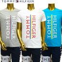 【あす楽】 TOMMY HILFIGER / V-NECK TEE / T-SHIRT /