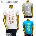【あす楽】 TOMMY HILFIGER / V-NECK TEE / T-SHIRT / トミー・ヒルフィガー / Tシャツ / 09T3345