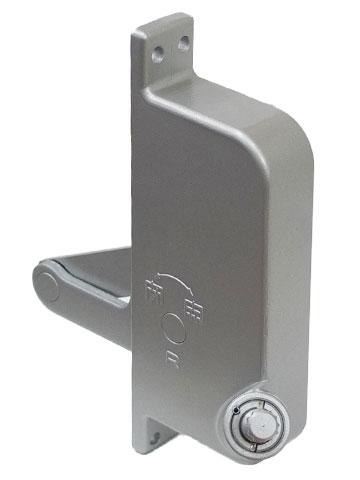 明治アルミ オーニング(突き出し)窓 修理用部品RC・ALC・内付用オペレーター S6044R(お部屋の中からみて右側取付タイプ用になります)【メーカー取り寄せ品】