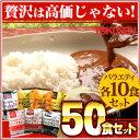 【送料無料】レストランユースオンリーカレー 色々試せるバラエティ合計50食セット(