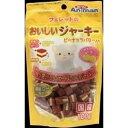 [ミニアニマン]mini Animan フェレット用おやつ フェレットジャーキー ピーナッツバター入り 100g [国産][正規品] #w-1000467-00-00