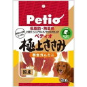 ペティオ [Petio] 極上ささみ巻きガムミニ 6本入 / 犬用 おやつ いぬ #w-101411