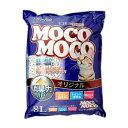 【あす楽】[クリーンミュウ] モコモコオリジナル 8L / 猫砂 ねこすな ネコ砂 ねこ砂 #w-103320