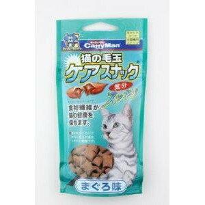 350円offクーポン★ドギーマン 猫の毛玉ケアスナック まぐろ味 35g #w-105258