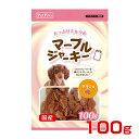 ペットプロ 国産 たっぷりミルクのマーブルジャーキー チキン味 100g 犬用おやつ 4981528312089 #w-151547
