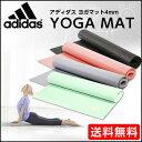 adidas (アディダス) ヨガマット4mm ADYG-1...
