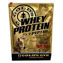 GOLD'S GYM ゴールドジム ホエイプロテインプレーン 2kg