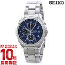 セイコー 逆輸入モデル SEIKO クロノグラフ SND193P1(SND193P) メンズ腕時計 時計【あす楽】