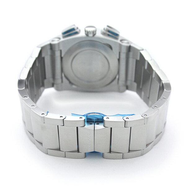 【ショッピングローン12回金利0%】ブルガリ BVLGARI エルゴン ERGON EG35C6SSDCH [海外輸入品] メンズ 腕時計 時計 [送料無料][ギフト用ラッピング袋付][P_10]