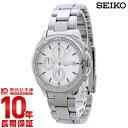セイコー 逆輸入モデル SEIKO クロノグラフ SND187P1(SND187P) メンズ腕時計 時計【あす楽】