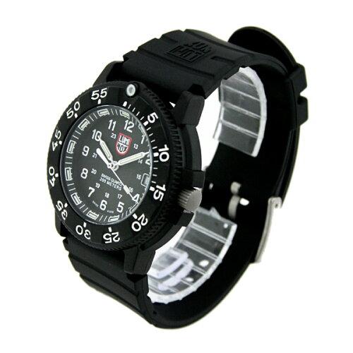【腕時計】ルミノックスLUMINOXネイビーシール3001#1185【ミリタリー】