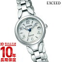 シチズン エクシード EXCEED ソーラー電波 ES8040-54A レディース腕時計 時計【あす楽】
