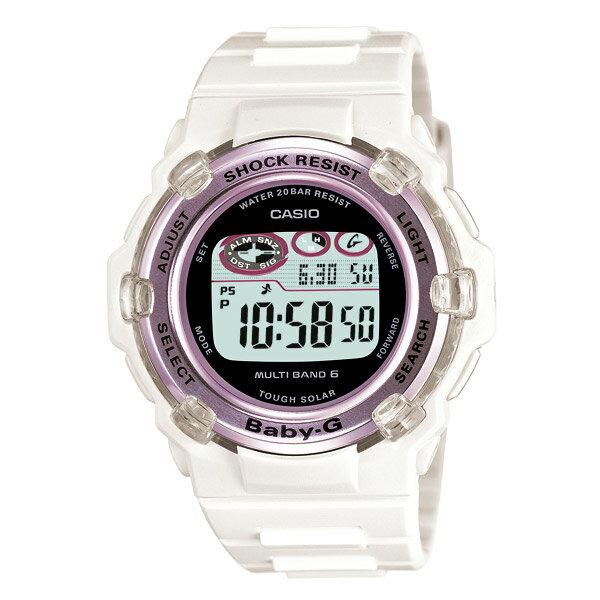 カシオ ベビーG BABY-G トリッパー ソーラー電波 BGR-3003-7BJF [国内正規品] レディース 腕時計 時計(予約受付中) [10年長期保証付][送料無料][ギフト用ラッピング袋付]