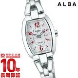 セイコー アルバ ALBA アンジェーヌ ソーラー 100m防水 AHJD059 [正規品] レディース 腕時計 時計