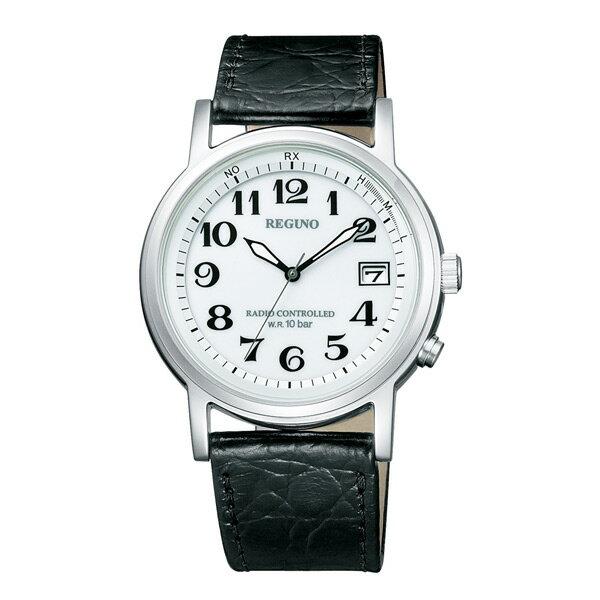 【ポイント10倍】シチズン レグノ REGUNO ソーラー電波 KL7-019-10 [国内正規品] メンズ 腕時計 時計 [10年長期保証付][送料無料][腕時計ケア用品 マルチクロス付][ギフト用ラッピング袋付][P_10]