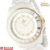 ヴィヴィアンウエストウッド VivienneWestwood スローン セラミック VV048RSWH ユニセックス腕時計 時計