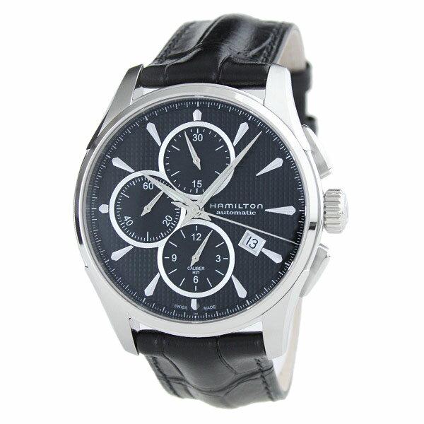 【ショッピングローン12回金利0%】ハミルトン ジャズマスター HAMILTON オートクロノ H32596731 [海外輸入品] メンズ 腕時計 時計 [3年長期保証付][送料無料][ギフト用ラッピング袋付][P_10]