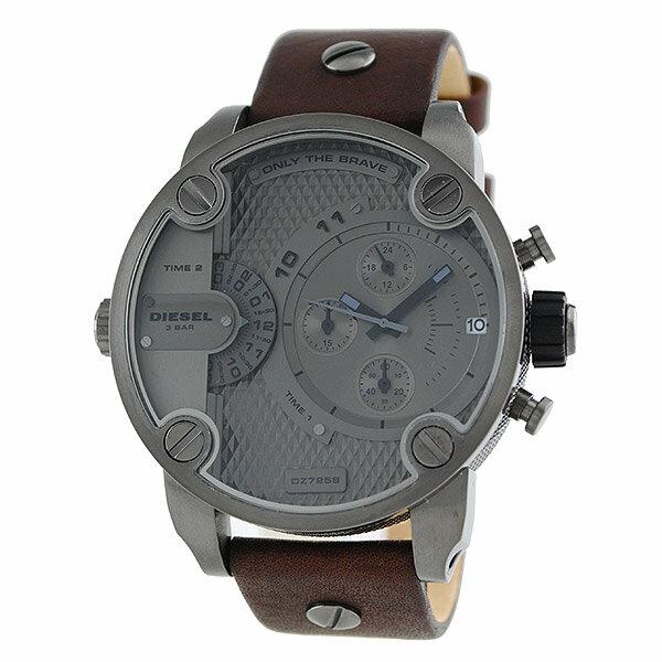 ディーゼル DIESEL リトルダディ クロノグラフ DZ7258 [海外輸入品] メンズ 腕時計 時計 [送料無料][ギフト用ラッピング袋付][P_10]
