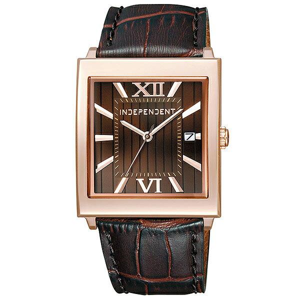 【ポイント2倍】インディペンデント INDEPENDENT  BQ1-069-90 [国内正規品] メンズ 腕時計 時計 [10年長期保証付][送料無料][腕時計ケア用品 マルチクロス付][ギフト用ラッピング袋付]