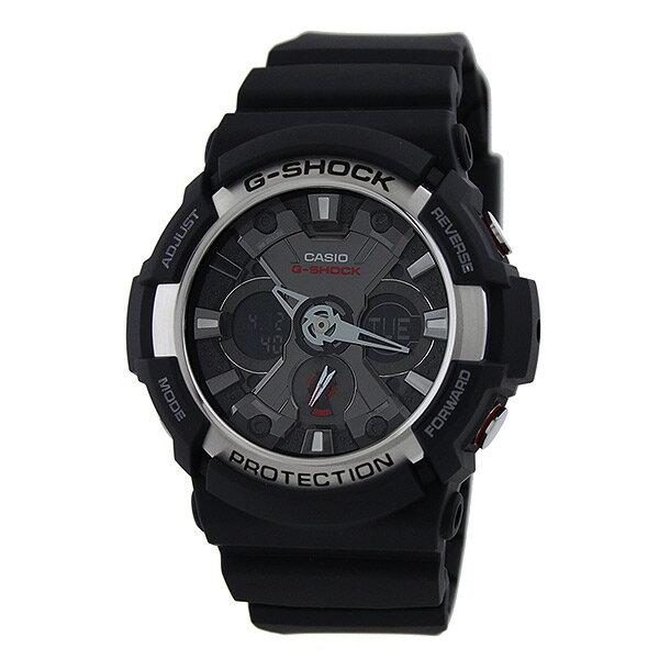 カシオ Gショック G-SHOCK  GA-200-1A [海外輸入品] メンズ 腕時計 時計 [3年長期保証付][送料無料][ギフト用ラッピング袋付][P_10]