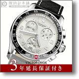 ビクトリノックス [VICTORINOX] クロノ クラシック [CHRONO CLASSIC] 241496 メンズ / 腕時計 【楽ギフ包装選択】