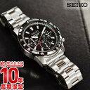 セイコー 逆輸入モデル SEIKO クロノグラフ SSB031P1(SSB031PC) メンズ腕時計 時計【あす楽】