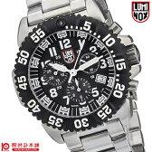 ルミノックス LUMINOX ネイビーシールズ スティールカラーマーククロノグラフ 3182 メンズ腕時計 時計【あす楽】