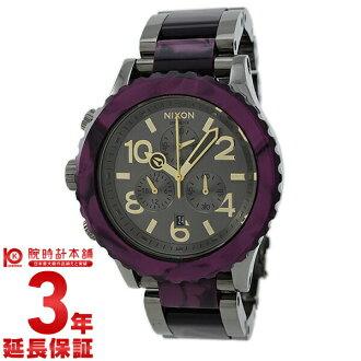 Nixon NIXON THE42-20 chronograph A0371345 Unisex Watch watches