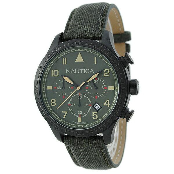 ノーティカ NAUTICA BFD105 クロノグラフ A18684G [国内正規品] メンズ 腕時計 時計 [10年長期保証付][送料無料][腕時計ケア用品 マルチクロス付][ギフト用ラッピング袋付][P_10]