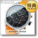 ジョルジオフェドン1919 GIORGIOFEDON1919 ビンテージ4 GFBD001 メンズ腕時計 時計【あす楽】