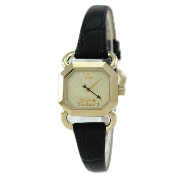 ヴィヴィアンウエストウッド VivienneWestwood  VV085GDBK [海外輸入品] レディース 腕時計 時計 [3年長期保証付][送料無料][ギフト用ラッピング袋付][P_10]