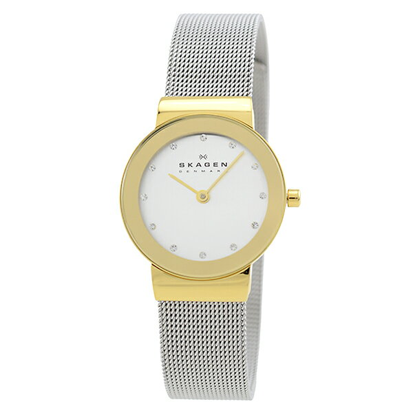スカーゲン SKAGEN  358SGSCD [海外輸入品] レディース 腕時計 時計 [送料無料][ギフト用ラッピング袋付][P_10]